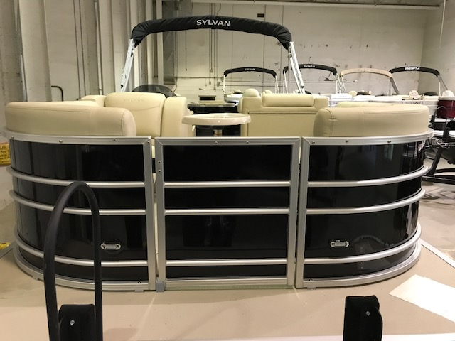 Aluminum Boats For Sale Bc >> NEW 2018 SYLVAN 822 Party Fish | Salmon Arm, BC