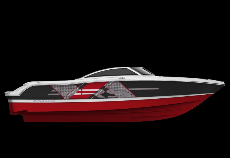 NEW 2018 FOUR WINNS H180 RS W/ 4.5L & TOWER - Boathouse Marine