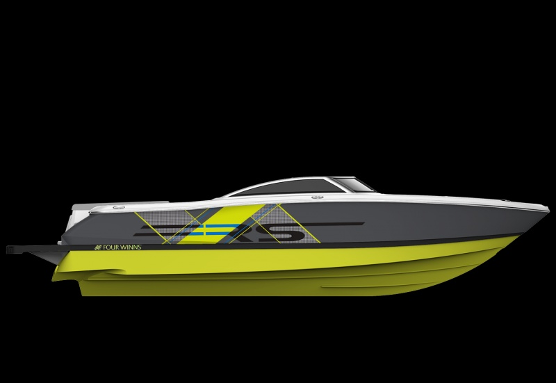 NEW 2018 FOUR WINNS H210 RS W/ 6.2L & TOWER - Boathouse Marine