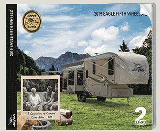 Jayco Eagle Fifth Wheel Brochure