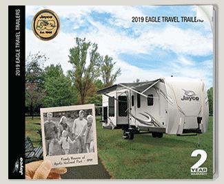 Jayco Eagle Travel Trailer Brochure