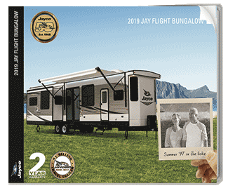 Jayco Jay Flight Bungalow Brochure