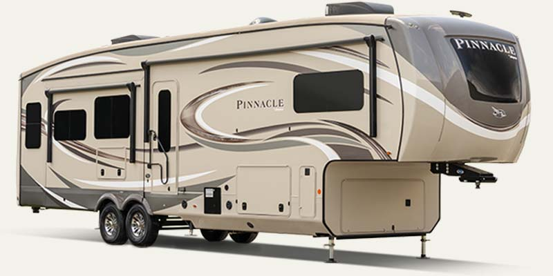 Jayco Pinnacle luxury fifth wheel