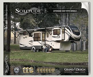 grand Design Solitude fifth wheel Brochure