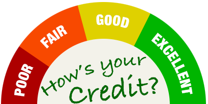 Get your credit pre-qualified. No effect on credit, no social security number needed!