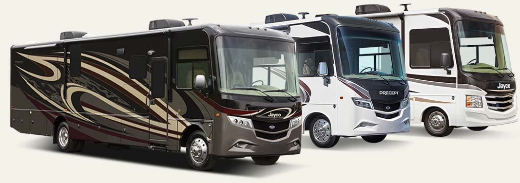 Class A motorhome sales in Oklahoma