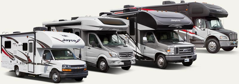 Class C motorhome sales in Oklahoma