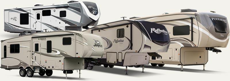 Fifth Wheels RVs sales in Oklahoma