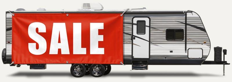 Bargain row RV sales in Oklahoma