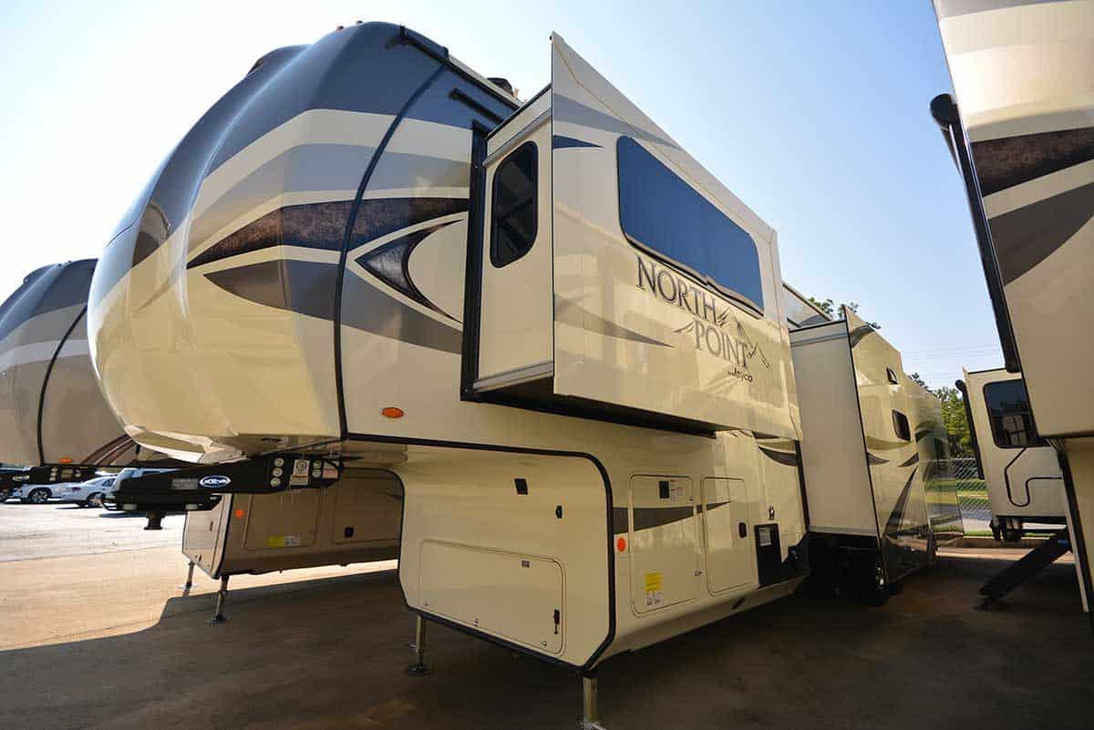 NEW 2020 Jayco North Point 381 FLWS 381FLWS
