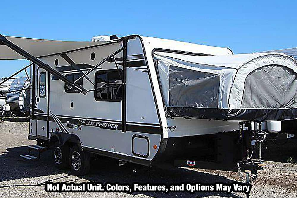 NEW Order Jayco Jay Feather X 19 H X19H