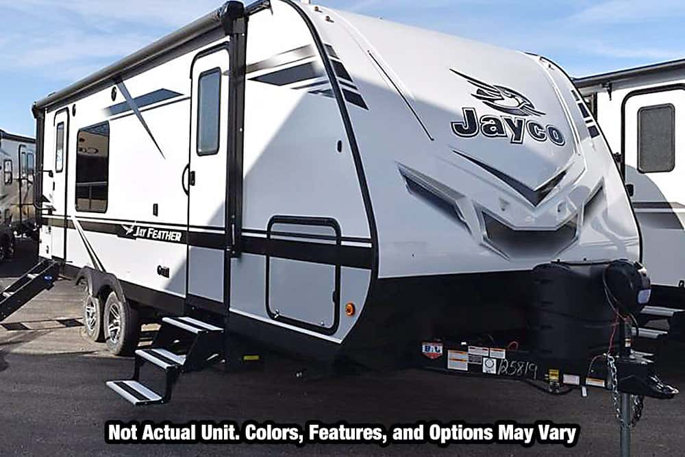 NEW Order Jayco Jay Feather 22 RK 22RK