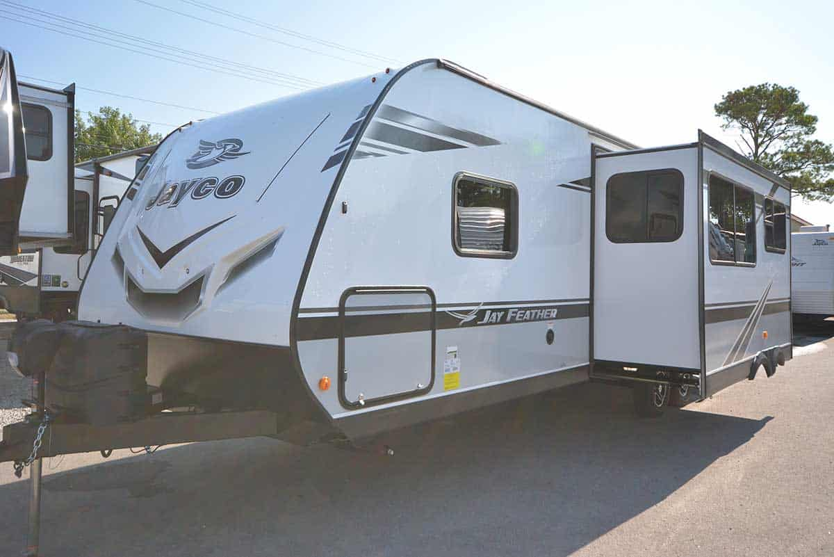 NEW Order Jayco Jay Feather 27 BHB 27BHB