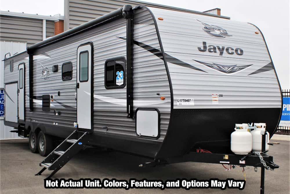 NEW 2021 Jayco Jay Flight SLX 324 BDS 324BDS