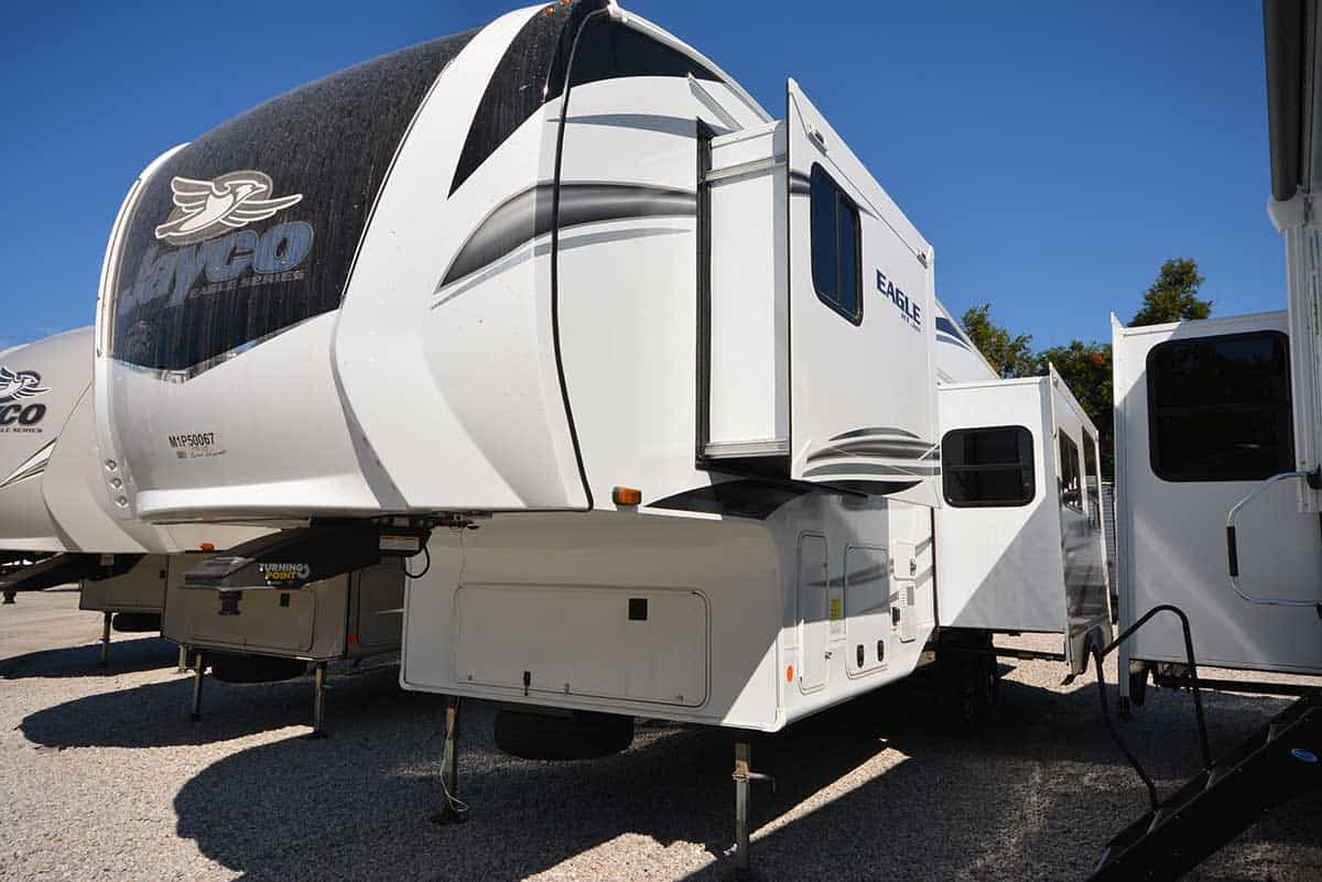 NEW 2021 Jayco Eagle HT 29.5 BHOK 29.5BHOK