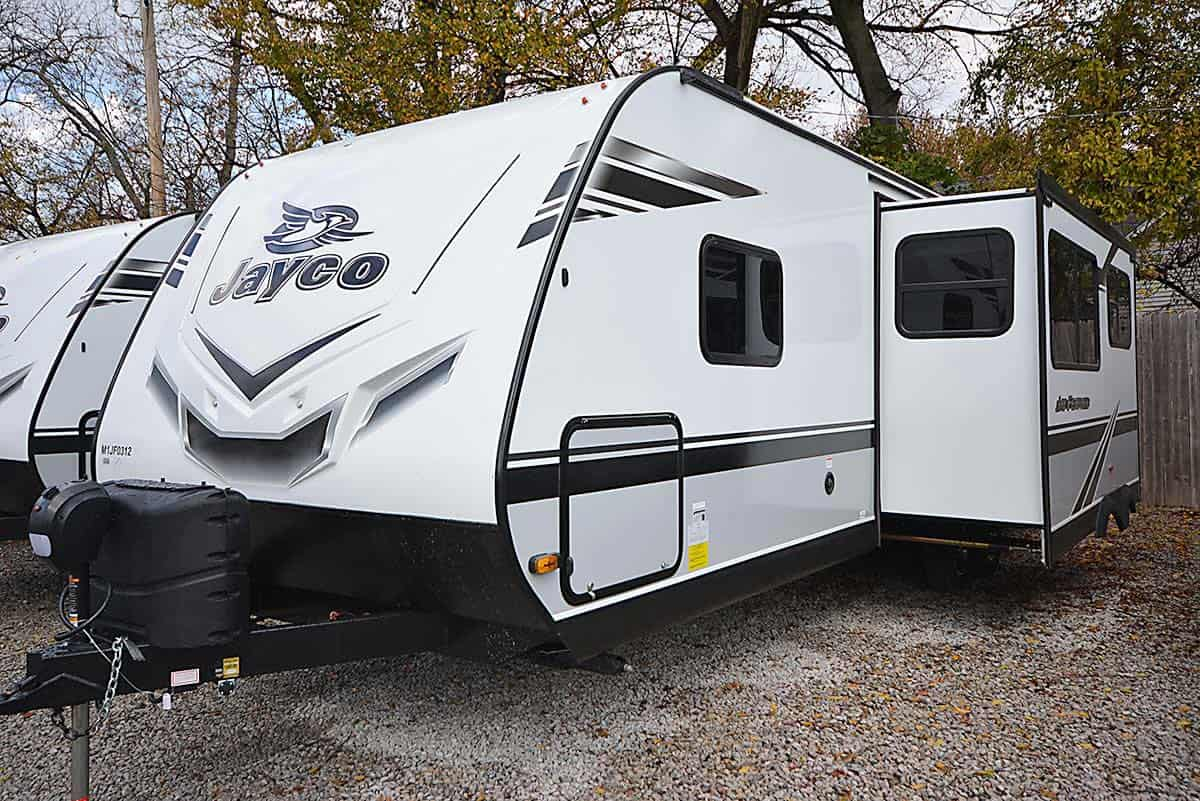 NEW 2021 Jayco Jay Feather 27 BHB 27BHB