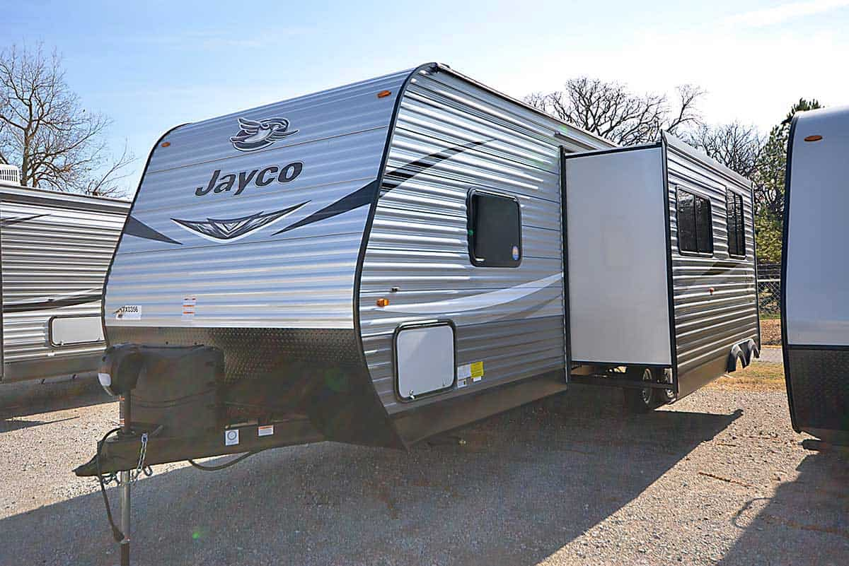 NEW 2021 Jayco Jay Flight SLX 287 BHS 287BHS
