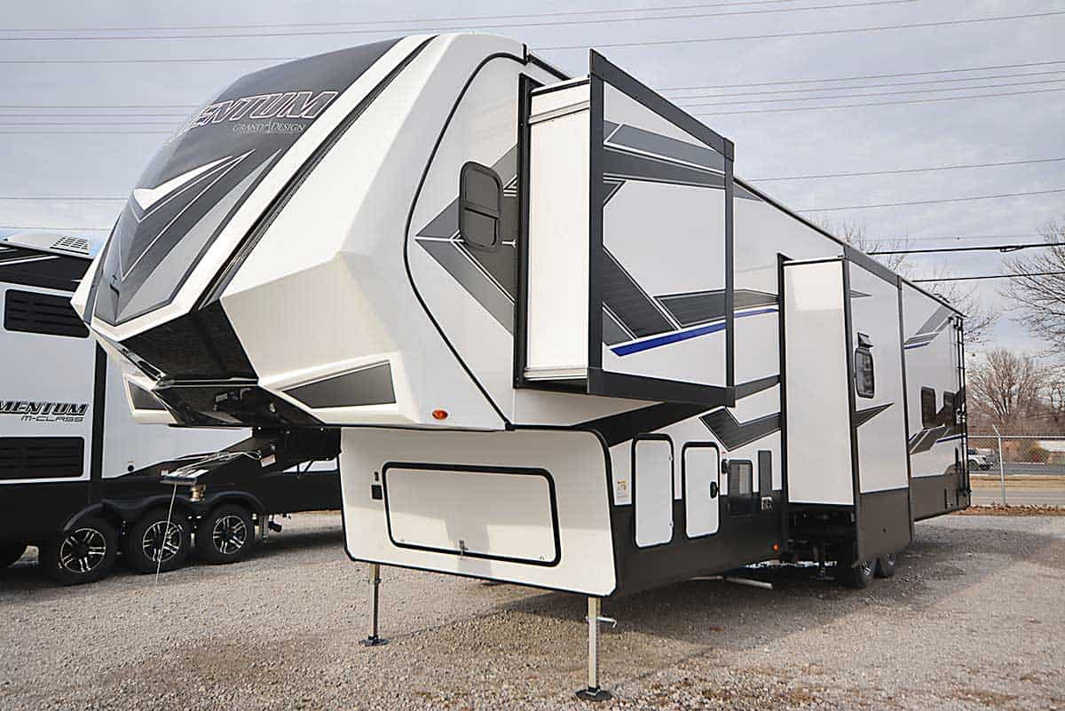 NEW 2021 Grand Design Momentum 350 G 350G