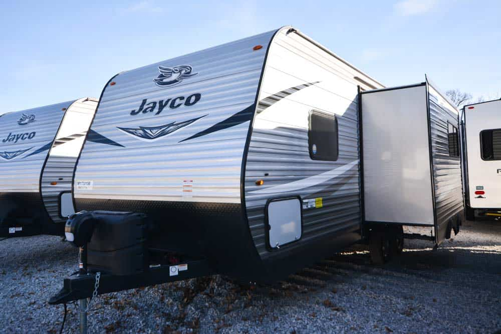 NEW 2021 Jayco Jay Flight SLX 237 RBS 237RBS