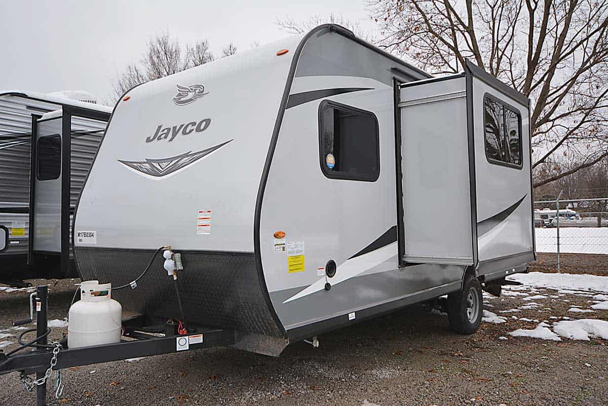 NEW 2021 Jayco Jay Flight SLX 184 BS 184BS