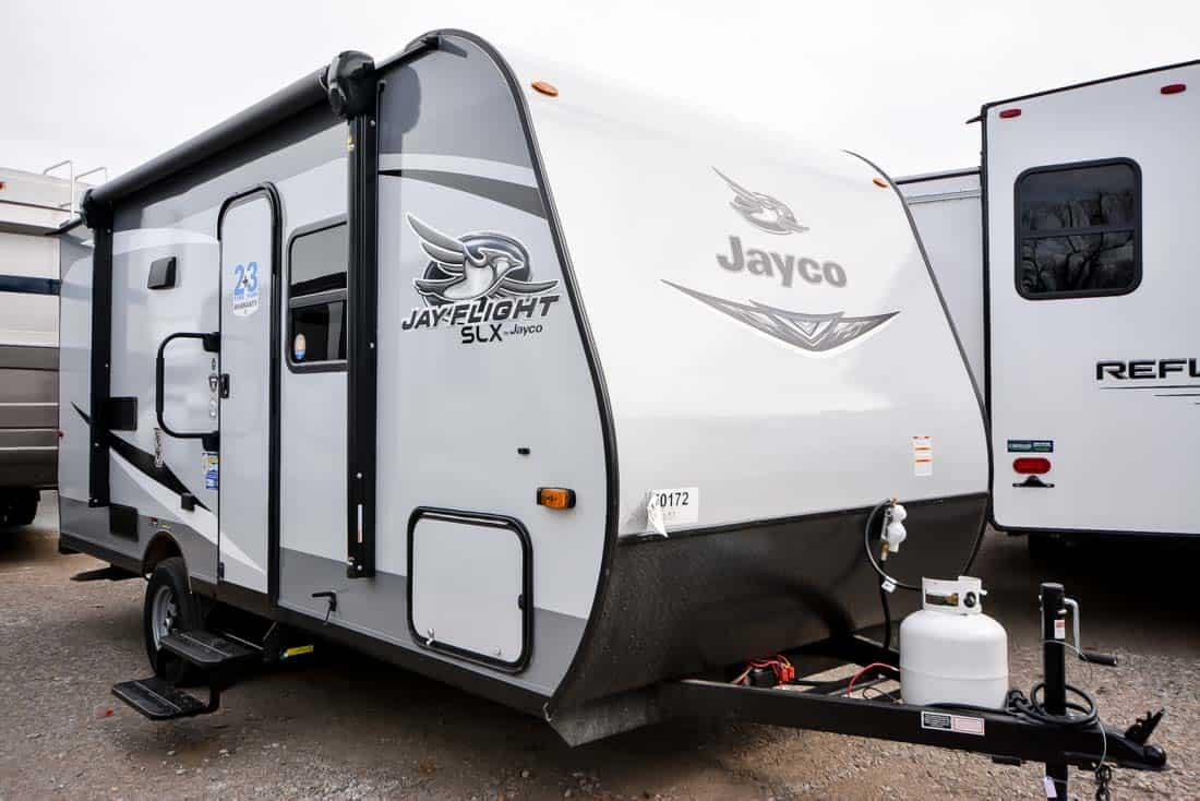 NEW 2022 Jayco Jay Flight SLX 183 RB 183RB