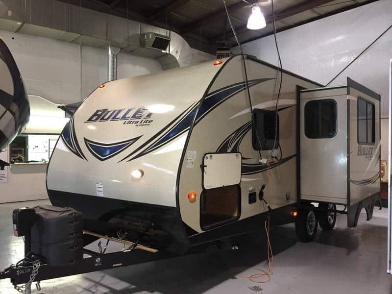 NEW 2016 Keystone BULLET 220 RBI