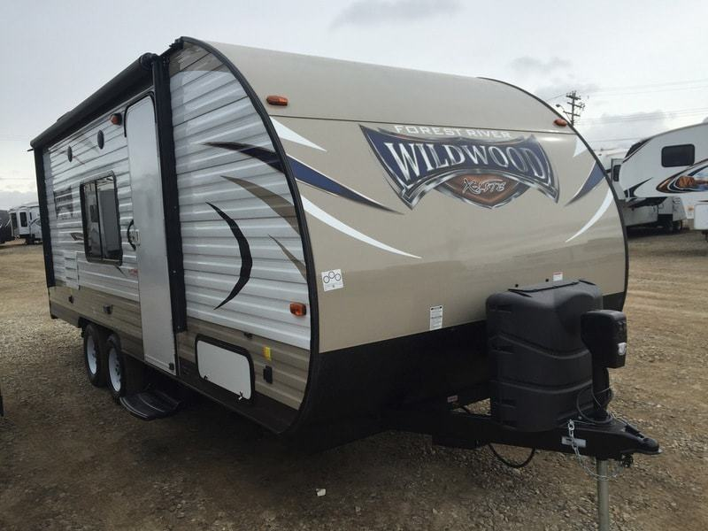 NEW 2016 Forest River WILDWOOD 201 BHXL