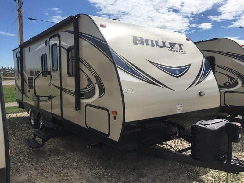 NEW 2017 Keystone BULLET 247 BHS