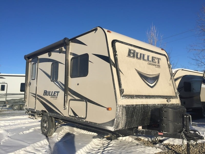 NEW 2017 Keystone BULLET 1650 EX