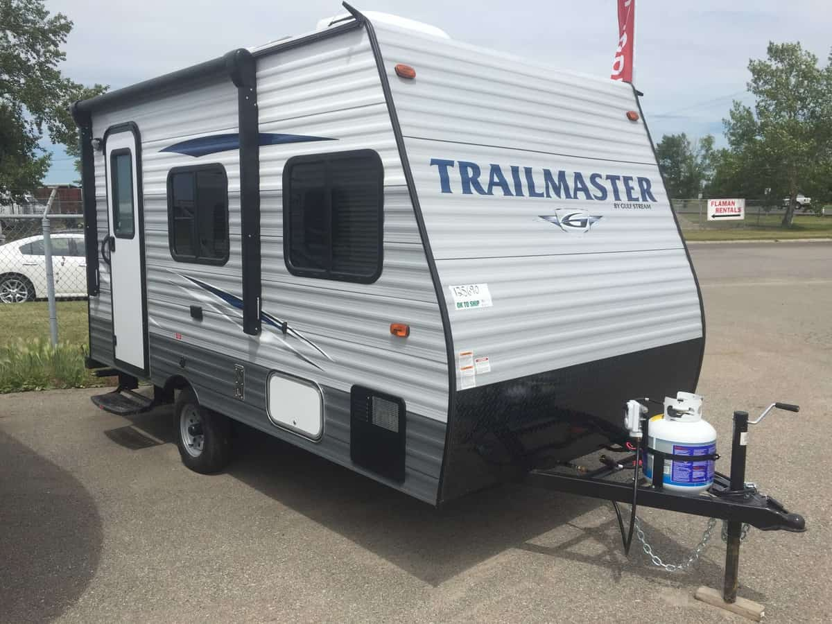 NEW 2018 Gulf Stream TRAIL MASTER 14 RBC
