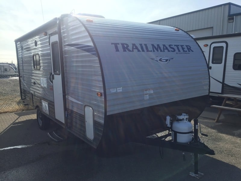 NEW 2017 Gulf Stream TRAIL MASTER 198 BH