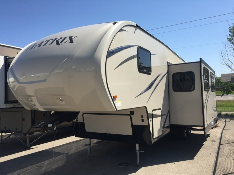 NEW 2017 Gulf Stream MATRIX 28 CBF