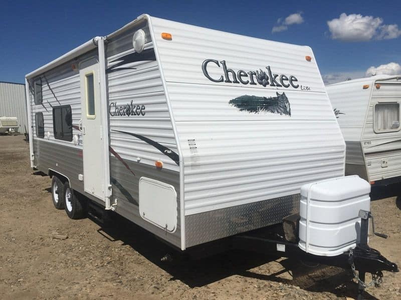 USED 2009 Forest River CHEROKEE 23 DD