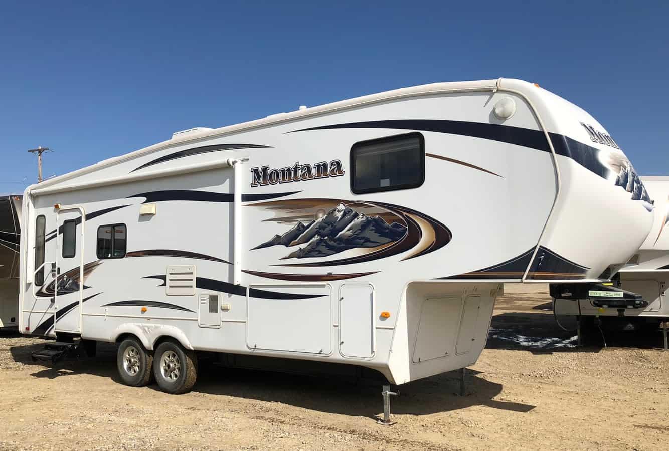 USED 2010 Keystone MONTANA 2955