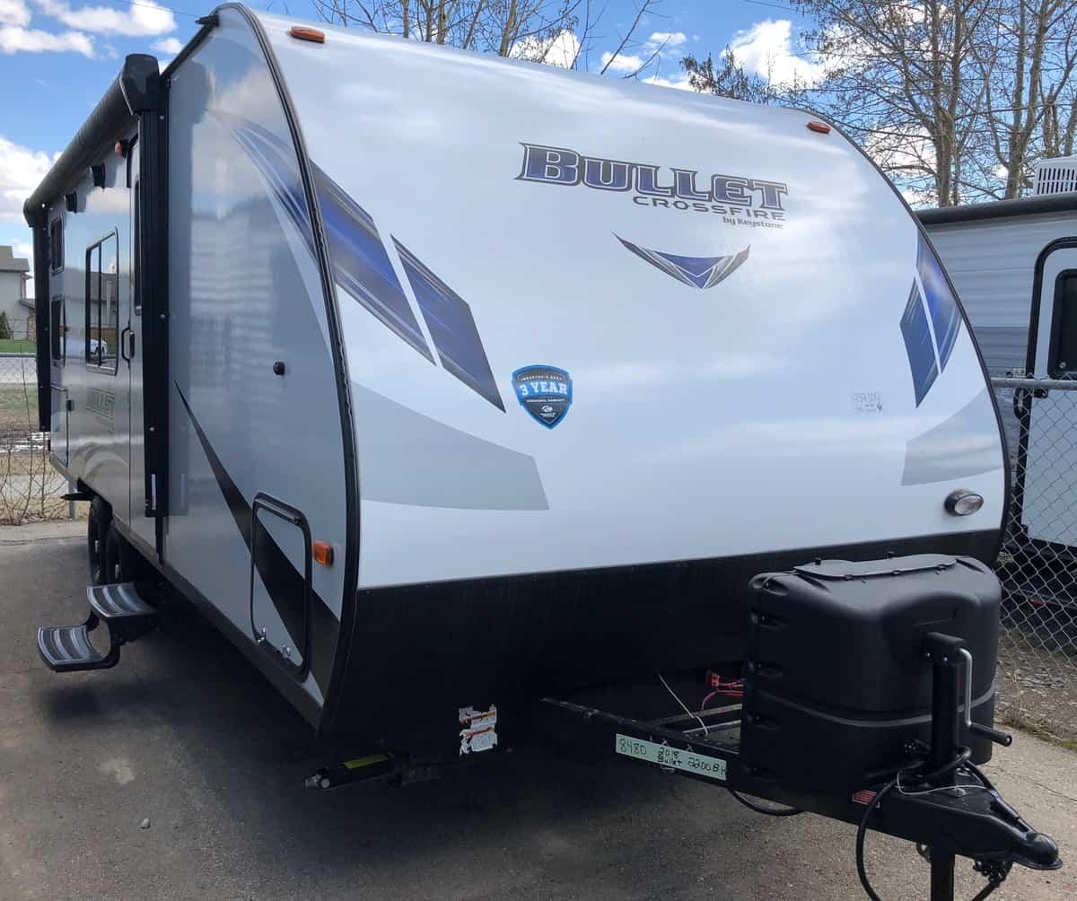 NEW 2018 Keystone BULLET 2200 BH