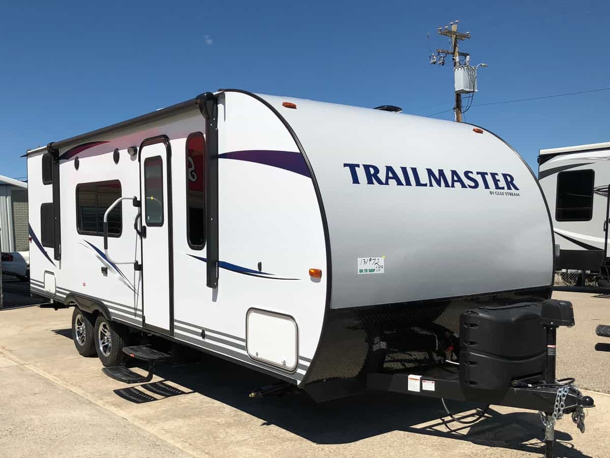 NEW 2018 Gulf Stream TRAIL MASTER 248 BH