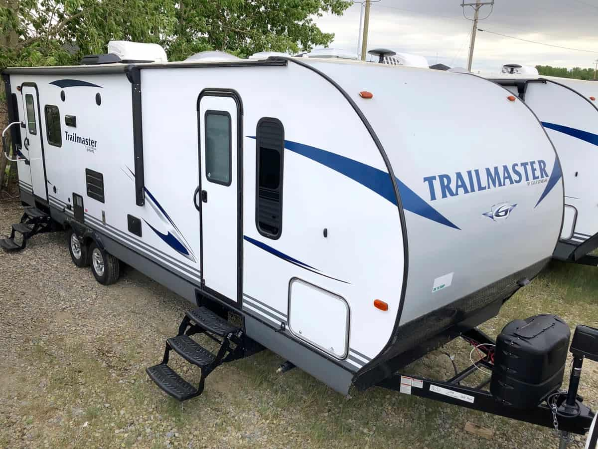 NEW 2018 Gulf Stream TRAIL MASTER 262 RLS