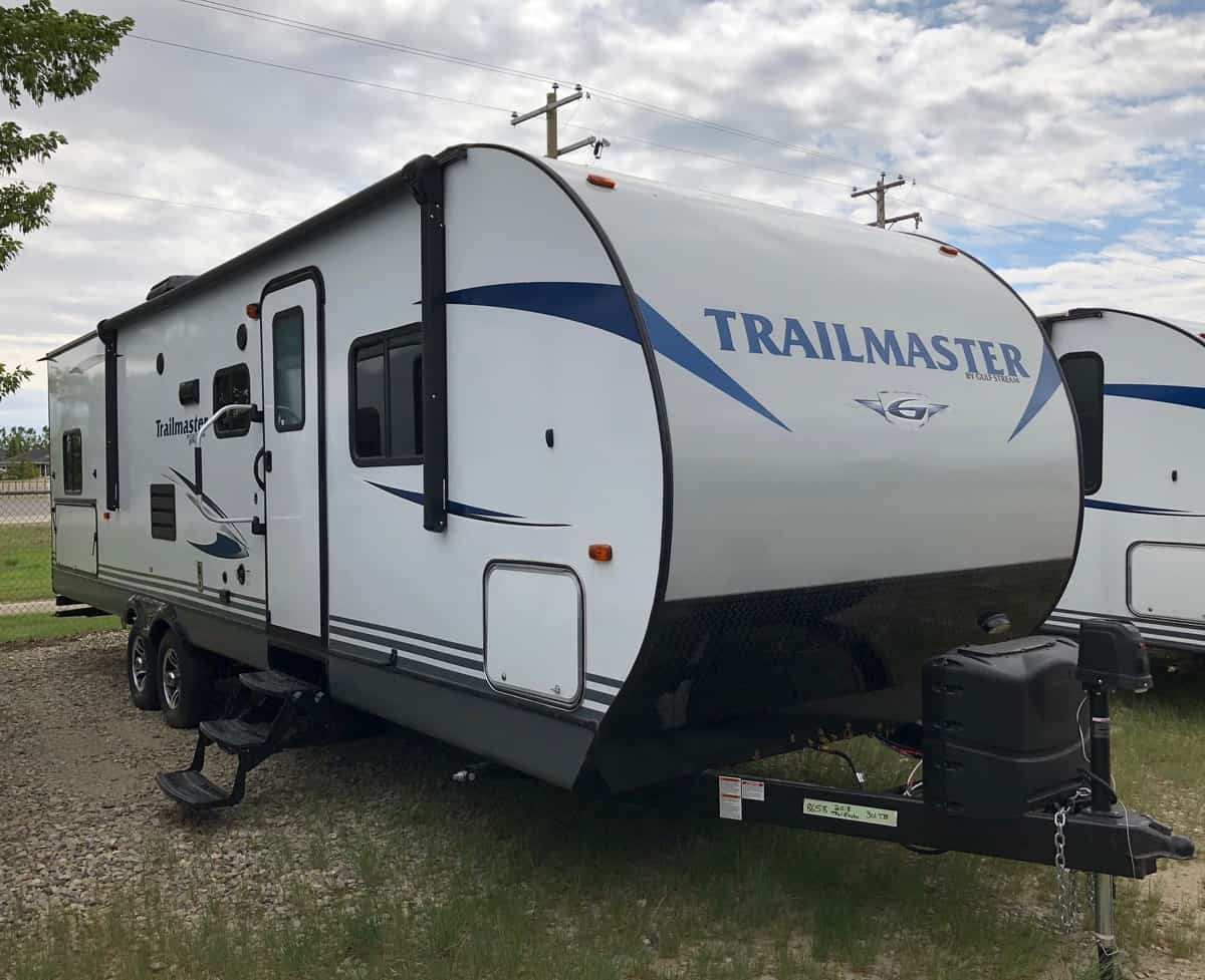 NEW 2018 Gulf Stream TRAIL MASTER 301 TB