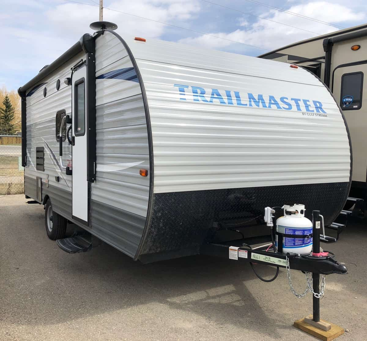 NEW 2018 Gulf Stream TRAIL MASTER 199 DD