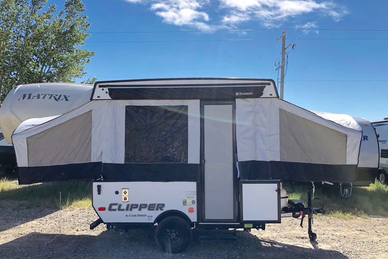 NEW 2018 Forest River CLIPPER 806 LS