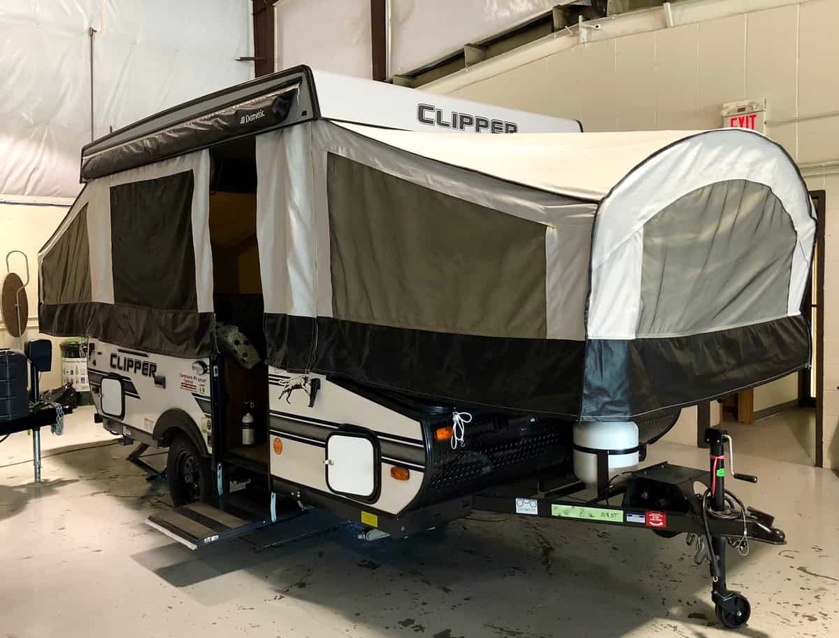 NEW 2018 Forest River CLIPPER 108 ST