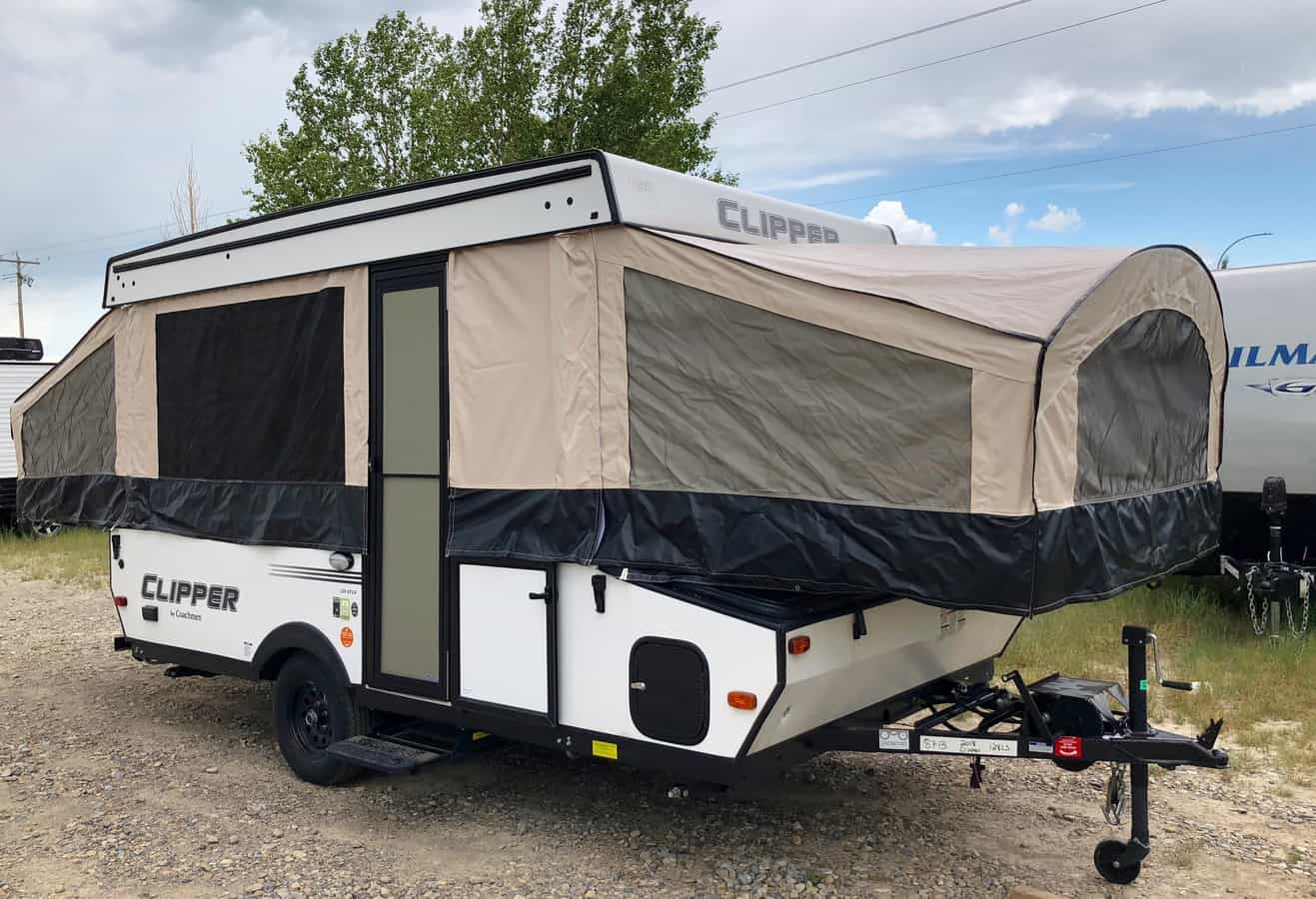 NEW 2018 Forest River CLIPPER 128 LS