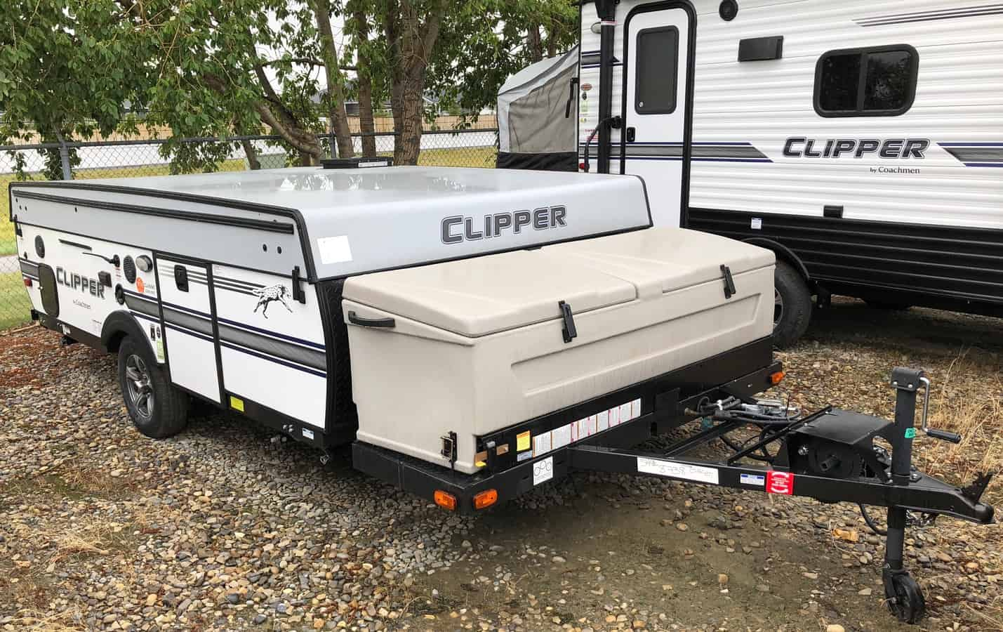 NEW 2018 Forest River CLIPPER 1285 SST