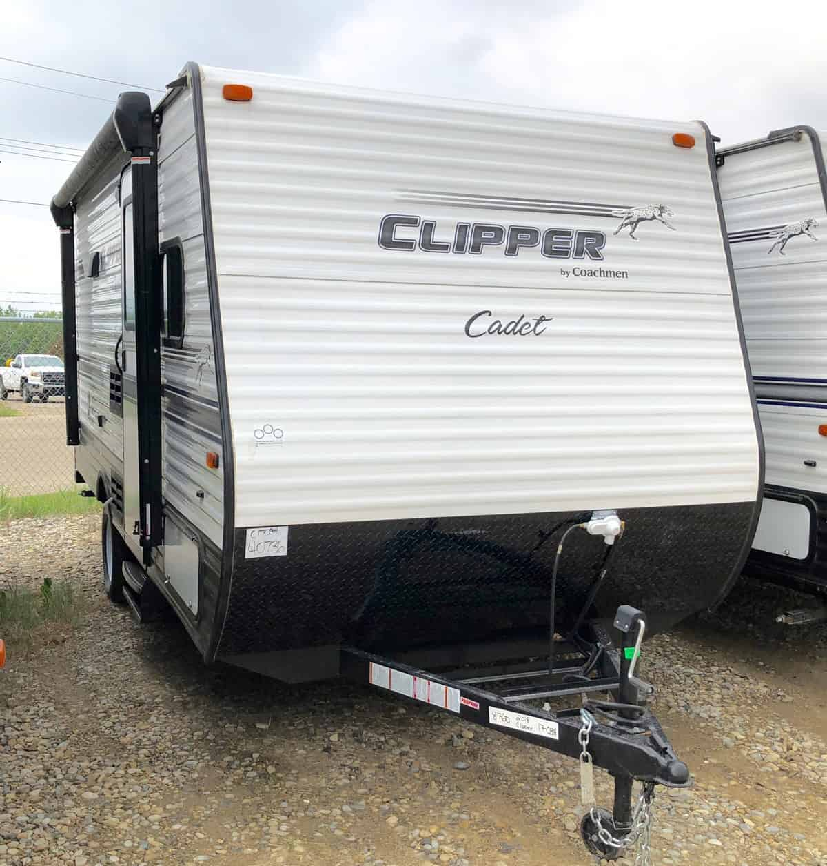 NEW 2018 Forest River CLIPPER 17 CBH