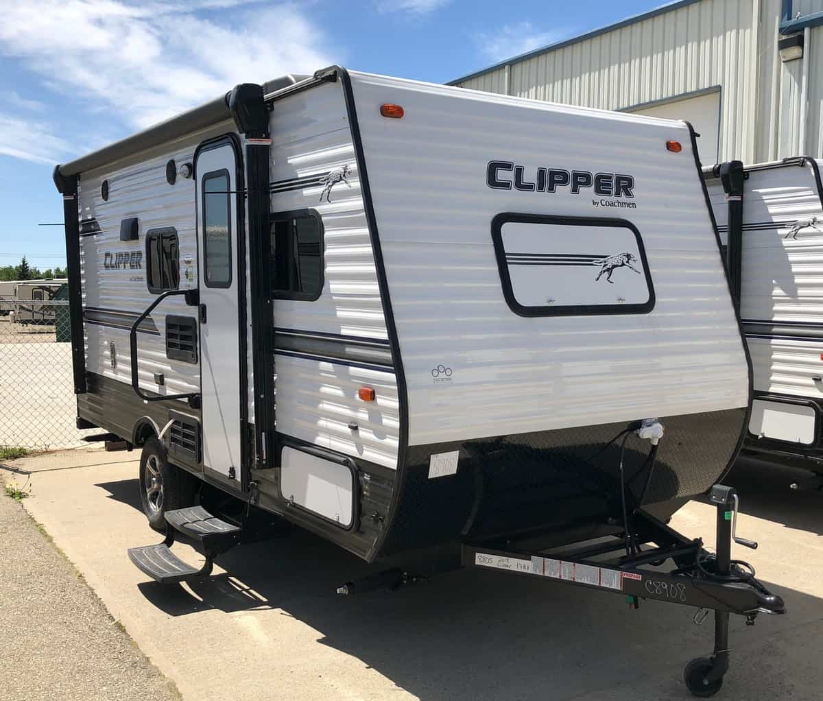 NEW 2018 Forest River CLIPPER 17 BH