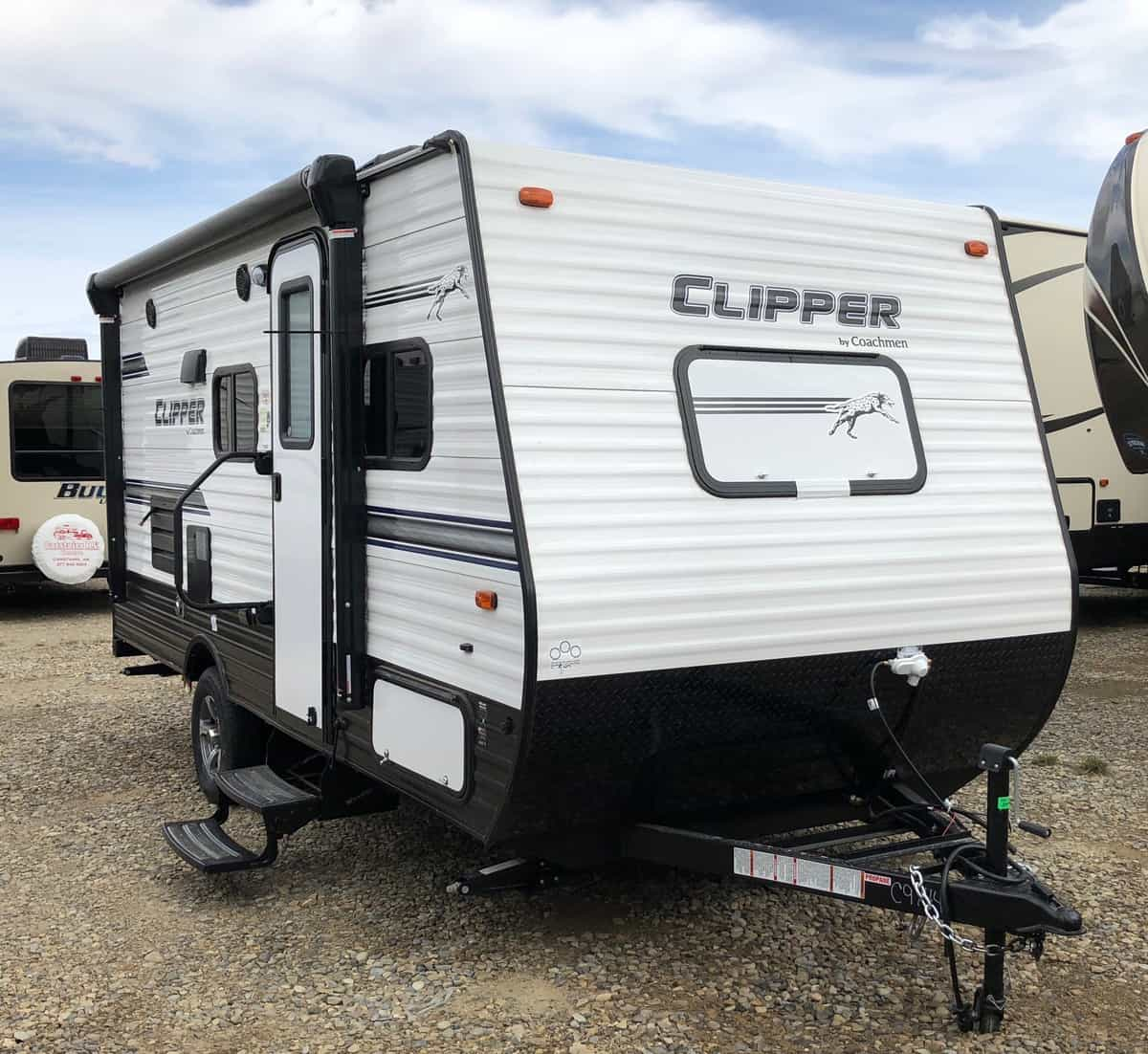 NEW 2018 Forest River CLIPPER 17 BHS