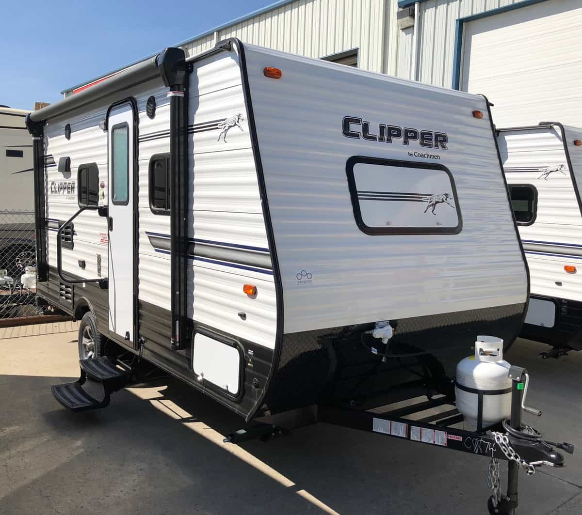 NEW 2018 Forest River CLIPPER 17 FQ