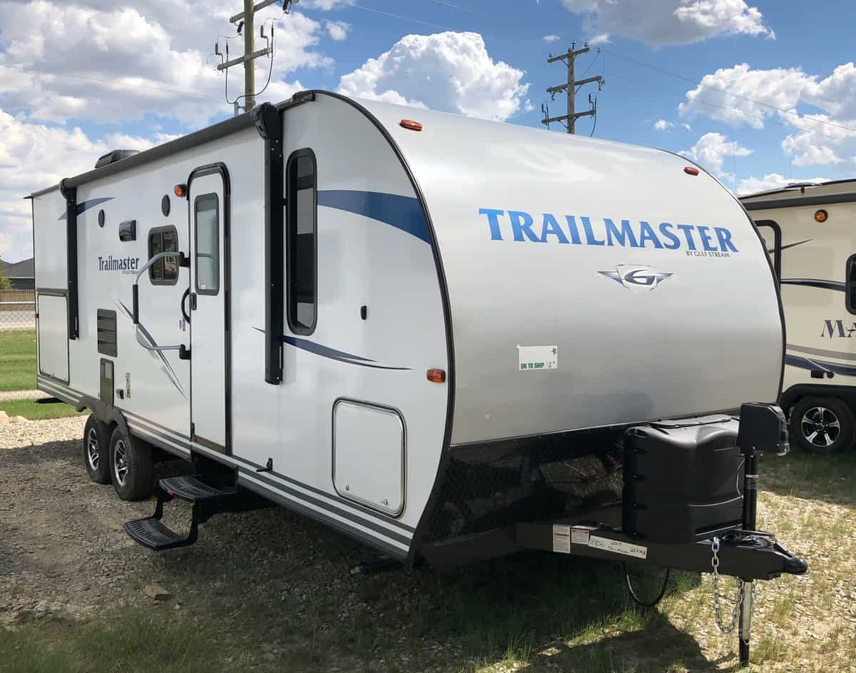 NEW 2018 Gulf Stream TRAIL MASTER 257 RB