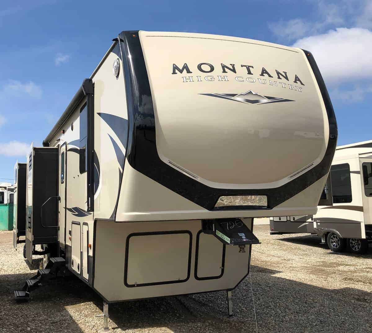 NEW 2018 Keystone MONTANA 362 RD