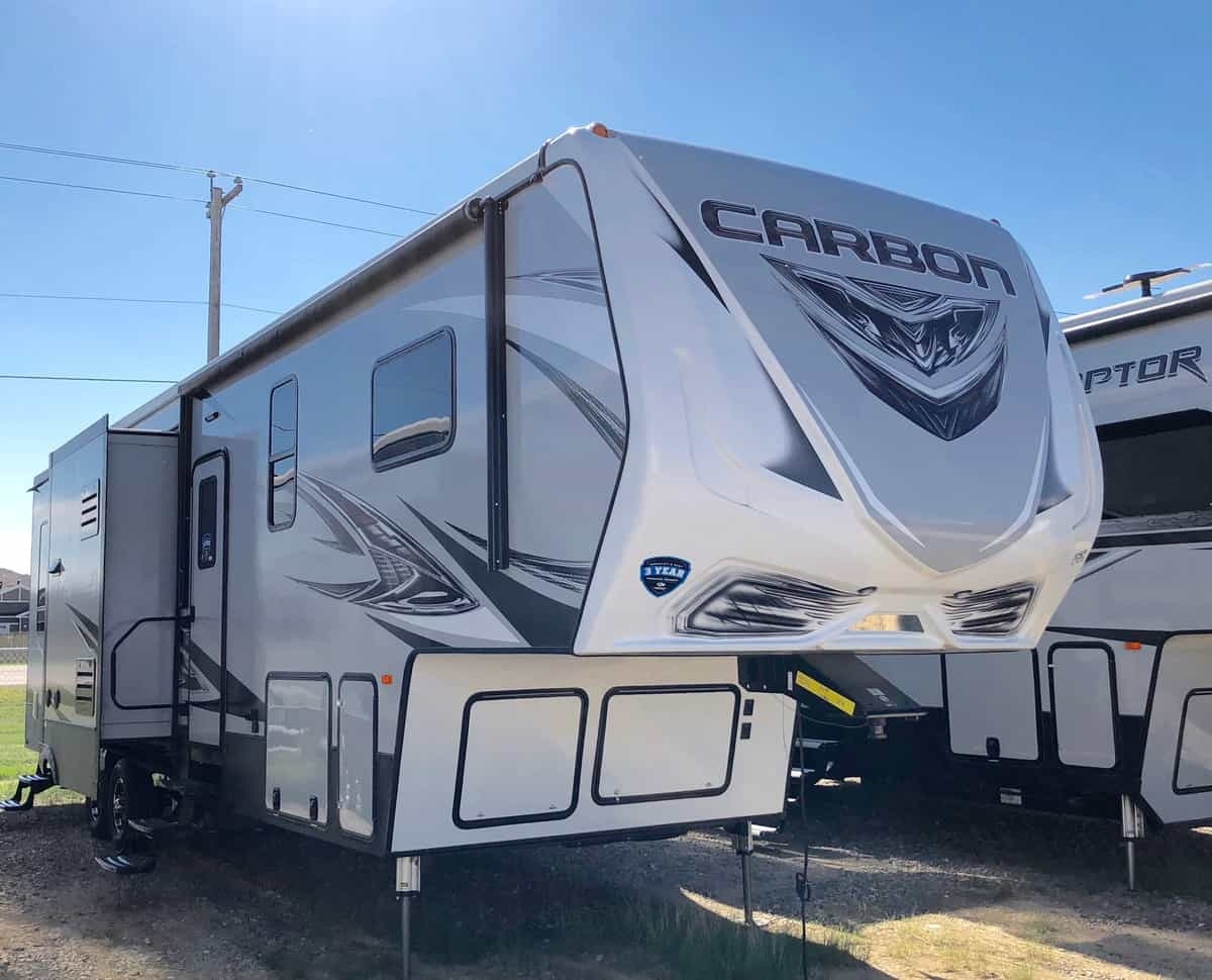 NEW 2018 Keystone CARBON 347